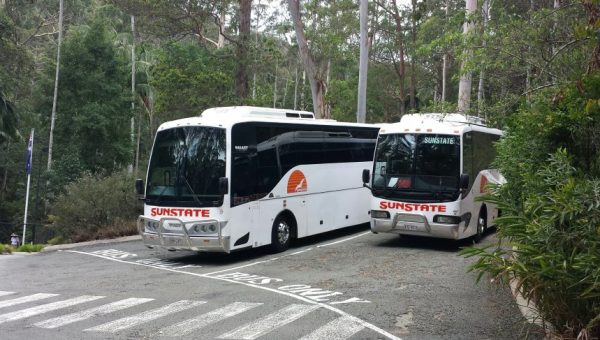 Brisbane to Gold Coast Coach Hire