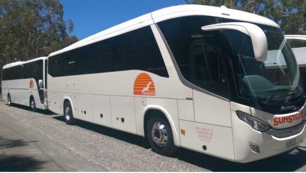 school camp coach hire brisbane