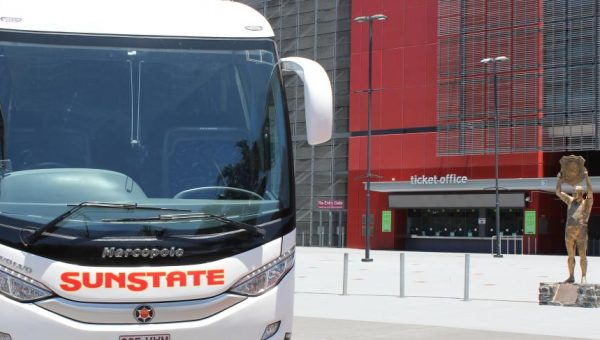 Event Coach Transfers Brisbane